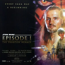 STAR WARS PHANTOM MENACE 1999 TRAILER DERANN SUPER 8 COLOUR SOUND FILM – SCOPE