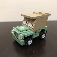 LEGO Disney Pixar Cars Sarge 8487 Flo's V8 Cafe Figure Radiator Complete