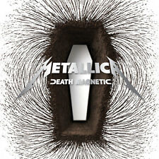 METALLICA - DEATH MAGNETIC - CD SIGILLATO JEWELCASE 2008