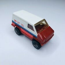 RARE Vintage TONKA PRESSED STEEL Canada Post Van - White & Red 1978 (E)