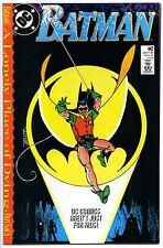 BATMAN #442 - 1st Timothy Drake in Robin costume - High grade!