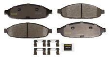 Monroe Total Solution Semi-Metallic Brake Pads fits 2004-2008 Chrysler Pacifica