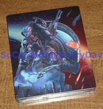 Mass Effect Legendary Exclusive Limited Edition SteelBook Case!! (ONLY, NO GAME)