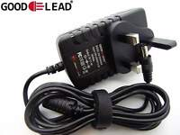 5 Volt Mains 3a AC DC Power Adapter Quality Charger UK For Korg KA193 4.5V NEW