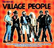 VILLAGE PEOPLE - THE BEST OF VILLAGE PEOPLE  CD