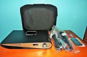 Optoma ML1000P WXGA 1000 Lumen LED Projector  Beautiful Image  Small Issues