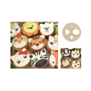 FMM Mix n Match Face Cutter - Cake Decorating Cupcakes Novelty Sugarcraft