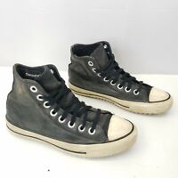 Converse Chuck Taylor All Star Thinsulate Mid Womens Sz 8.5 Black Shoes Sneakers