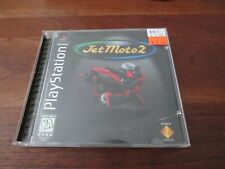 Jet Moto 2 (PlayStation Ps1 Video Game) Tested