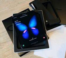 Samsung Galaxy Fold 5G - 512GB - Cosmos Black (Unlocked) (Single SIM)