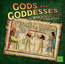 Gods and Goddesses of Ancient Egypt (First Facts)-ExLibrary