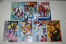 Harbinger 1992 (Valiant) #28, #29, #31, #38, #39, #40, #41 (Final Issue) 1st Prt