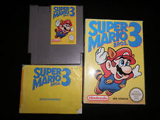Nintendo NES - mario 3 - 100%  complete
