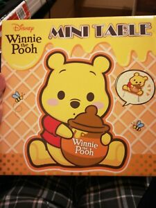 Disney Winnie The Pooh Die Cut Mini Table