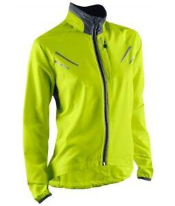 Sugoi Zap Women's Cycling Jacket - Super Nova Yellow - Sizes XS