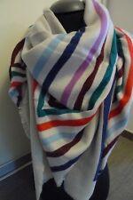 XXL CODELLO Tuch Schal 59,95 NEU warm kuschelig hellgrau rot blau rosa lila grau