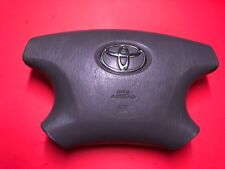 2002-2004 TOYOTA CAMRY DRIVER AIR BAG GRAY USED OEM!