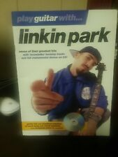 Play Guitar With Linkin Park Guitar Tab Book And CD