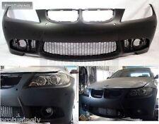 BMW E90 E91 05-08 3 Series M3 Look FRONT BUMPER ABS Plastic Sport m ser tech