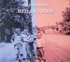 MAD BUFFALO red and blue - CD country
