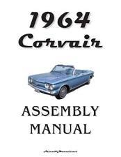 1964 Corvair Assembly Manual 64