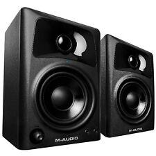 M-Audio AV32 Studio Monitor Desktop Speakers (Pair) +Picks