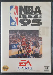 SEGA Mega Drive: NBA Live 95