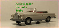 A.S.S WIKING ALTER MERCEDES MB 280/300 SE CABRIO GK 153/1C CS 382/1C 1.W TOP