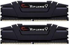 G.Skill RipJaws V 32 GB (2x16GB) F4-3200C16D-32GVK DDR4-3200 PC4-25600   #302834