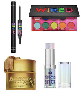 Urban Decay Wired palette , eyeliner , Disco Stick , Honey Powder