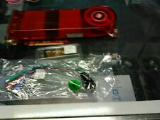 new in bag ATI Radeon HD 3870 X2 1GB WITH SOME ACCESSORIES FREE SHIPPING READ AD