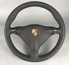 PORSCHE CARRERA 911 993 996 BOXSTER 986 ORIGINAL SPORTLENKRAD NAPPA TIPTRONIC