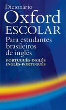 Dicionario Oxford Escolar: para estudiantes brasil