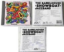 BARRELHOUSE JAZZBAND Showboat .. 1995 CD mit 2 Autogrammen
