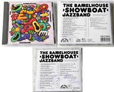 BARRELHOUSE JAZZBAND Showboat .. 1995 CD mit 2 Autogrammen