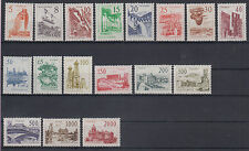 Yugoslavia motives of capital cities and industry 1961 MNH **