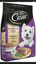 CESAR Small Breed Dry Dog Food Filet Mignon Flavor with Spring Vegetables 12 lbs
