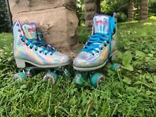 New listing Impala Sidewalk Women's Rollerskates - Holographic, Size 8
