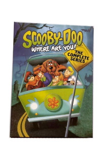 SCOOBY-DOO, WHERE ARE YOU!! COMPLETE SERIES (DVD, 7-Disc Set) Brand New