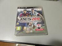 Pro Evolution Soccer Pes 2009 - PLAYSTATION 3 PS3 Eng Ok Complete