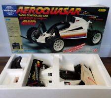 Vintage 80's Yonezawa Wave Hunter 1/12 Aero Quasar 4WD Buggy NOS Nikko Taiyo