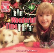 The Most Wonderful Time of the Year [Reader's Digest] by Various Artists (CD,...