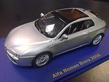 M4 Models Alfa Romeo Brera 2005 1:43 zilver
