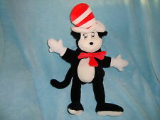 """Cat in the Hat 2003 Beverly Hills 17"""" Plush Puppet"""