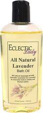 Lavender All Natural Bath Oil