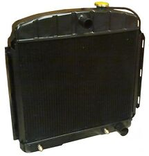 COPPER & BRASS 1955 1956 & 1957 Chevrolet radiator 4 core / row V8