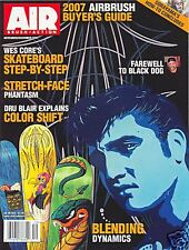 AIRBRUSH ACTION Magazine Nov/December 2007 (NEW COPY)