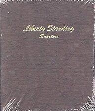 DANSCO Liberty Standing Quarters 1916-1930 Album #7132