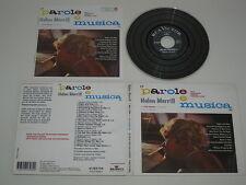 HELEN MERRILL/PAROLE E MUSICA(RCA VICTOR GOLD 74321747982) CD ÁLBUM