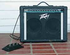 Amplifier Peavey Backstage Chorus 208 with Footswitch